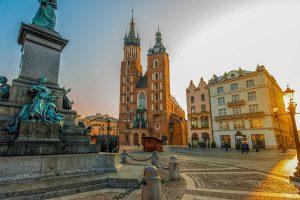 krakow najlepszym miastem do gry miejskiej